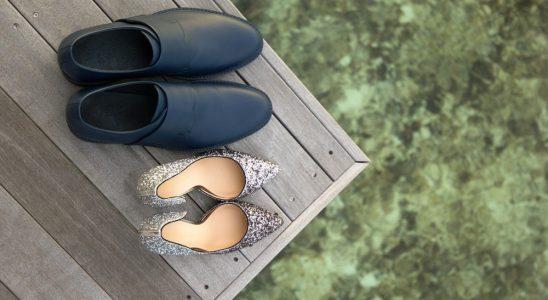 schoenen van Santoni